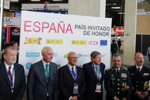 Expodefensa, Bogotá (Colombia) 12/2019