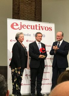 Award for the best executive of the year, 2018