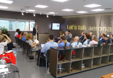 PTA Aerospace systems cluster meeting at AERTEC Solutions Offices