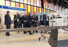 AERTEC Solutions at UNVEX Security & Defense, Leon (Spain), May 2018