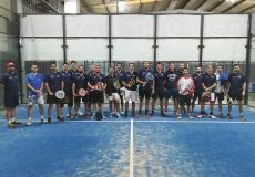 AERTEC Solutions' Paddle tournament 2018