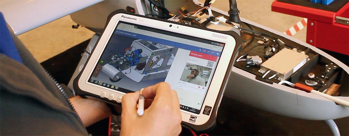 Header vídeo fábrica del futuro o industria 4.0