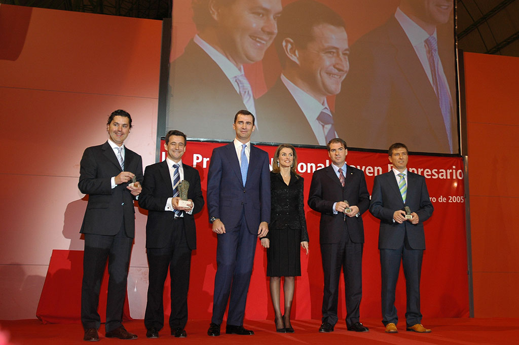 Premio Nacional Joven Empresario