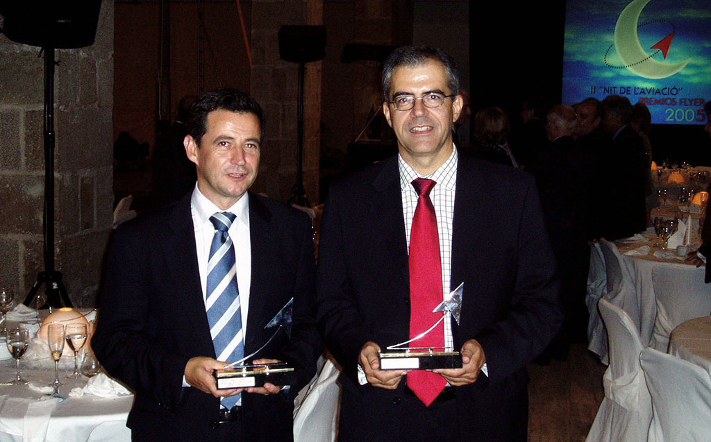 Premios Flyer