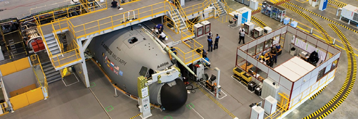 Manufacturing services A400M FAL