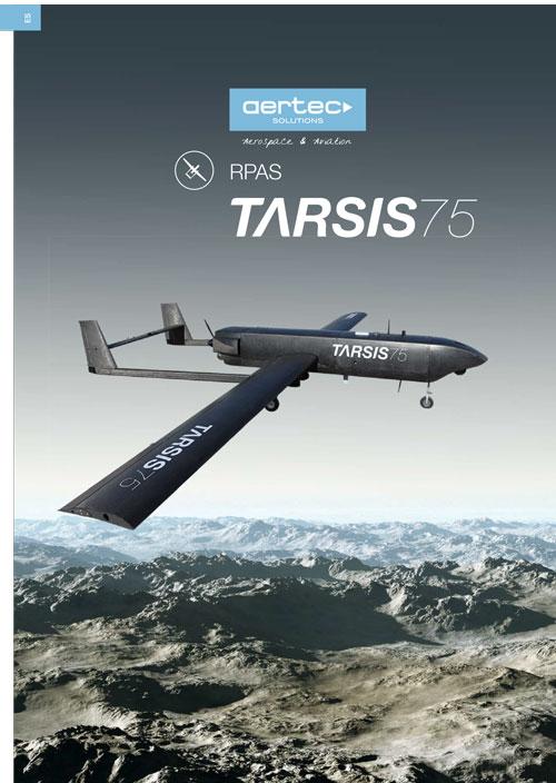 Brochure UAS TARSIS 75