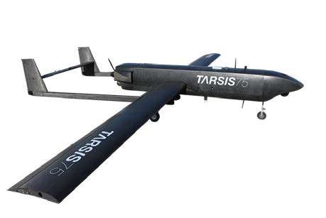 AERTEC's UAS TARSIS 75