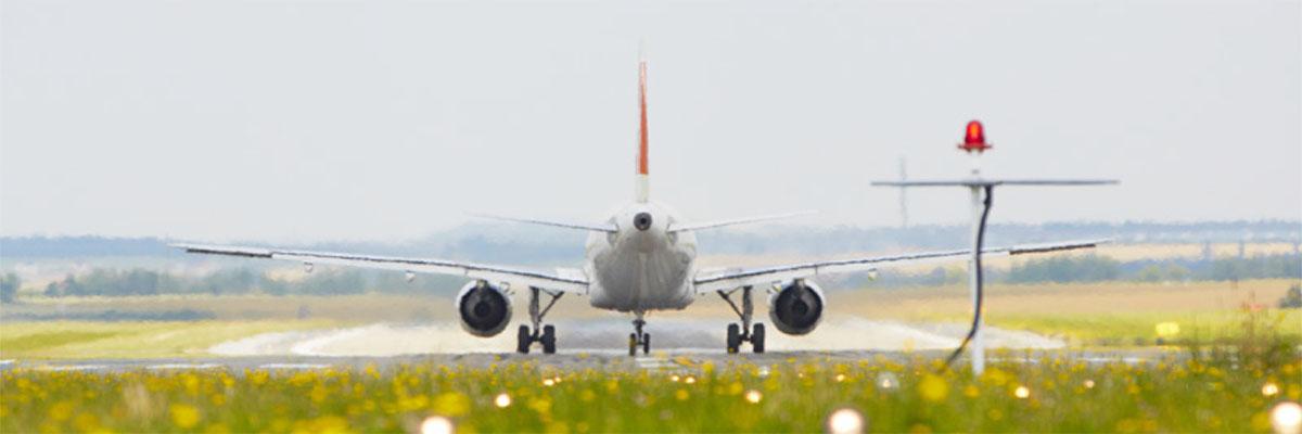 Ready to take-off