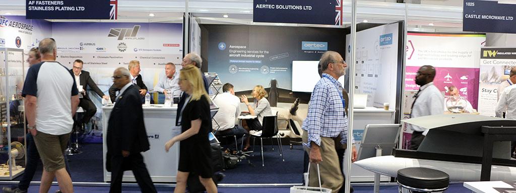 AERTEC Solutions at Farnborough International Airshow