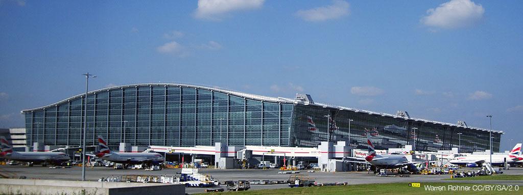 Heathrow airport - LHR