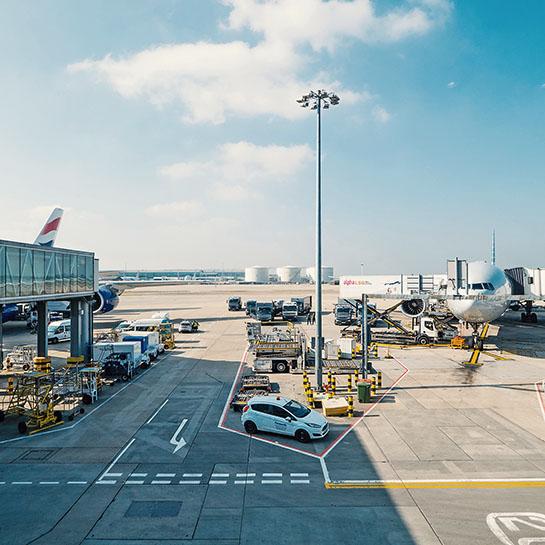 Manuales de operación aeroportuaria