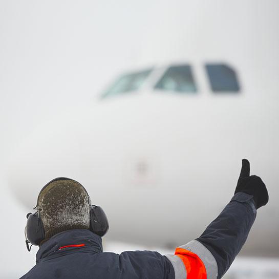 Puesta en operación del aeropuerto