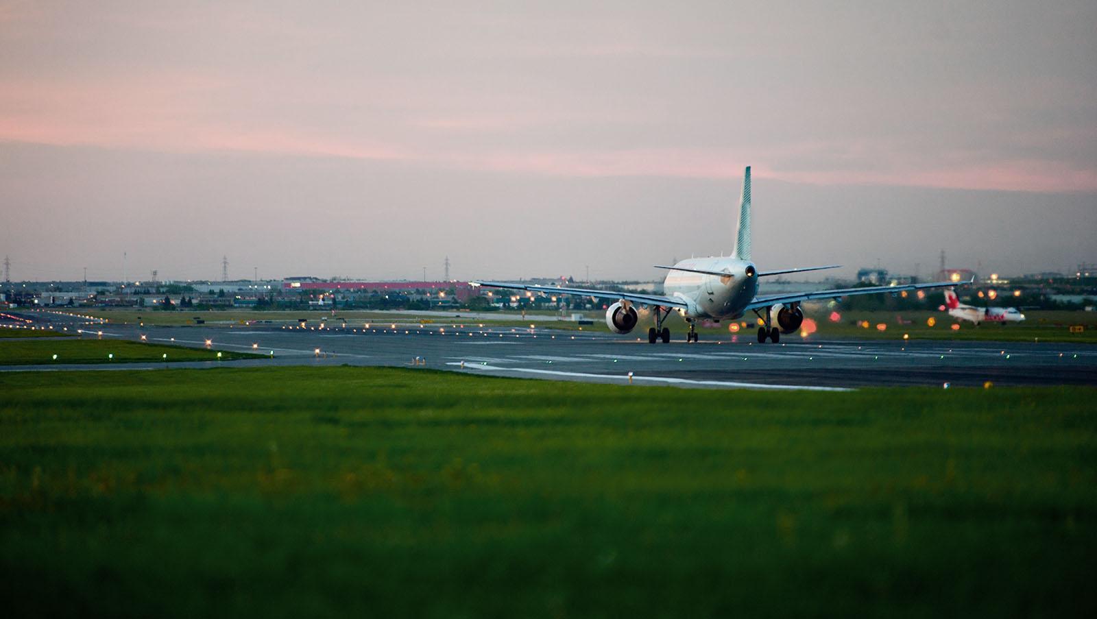 Servicios de planificación y diseño de aeropuertos
