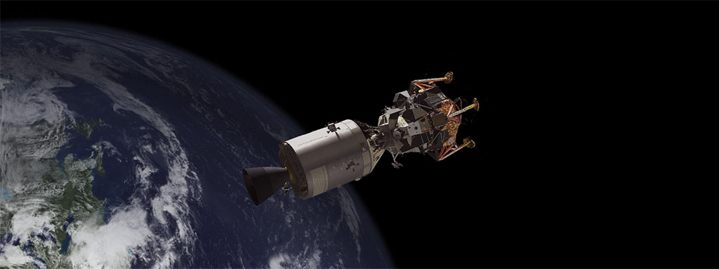 Ingeniería espacial en las misiones Apolo