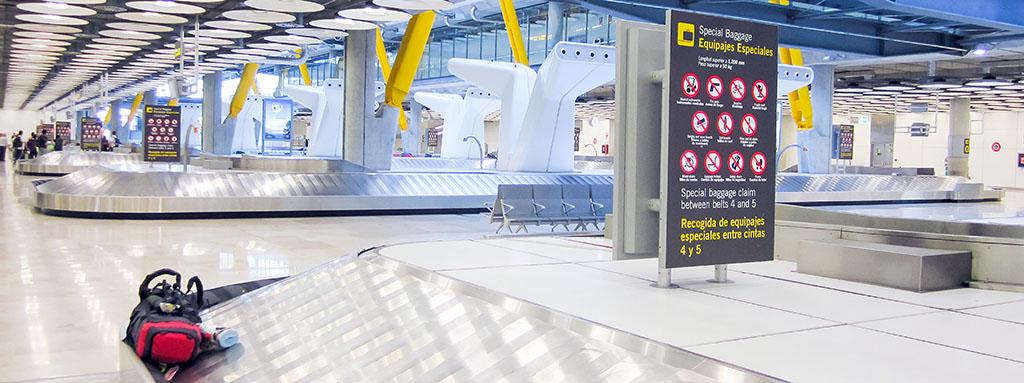 Innovación en tecnología aeroportuaria y experiencia del pasajero