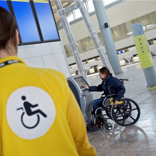 AERTASK Gestión de tareas en aeropuertos pmr