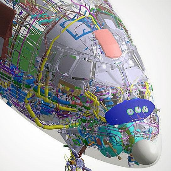 Diseño eléctrico de aeronaves