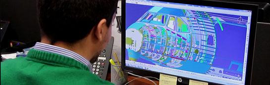 Ingeniería de fabricación aeronáutica