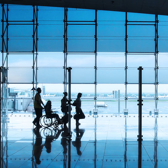 Innovación en aeropuertos y experiencia del pasajero