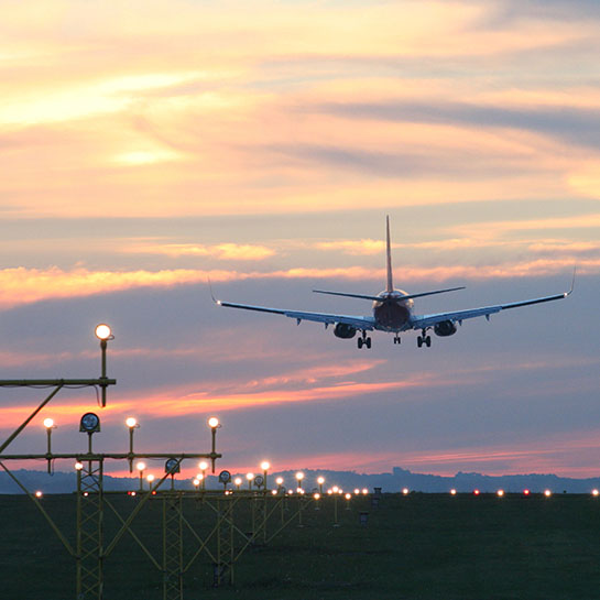 Simulación de aeropuertos por software