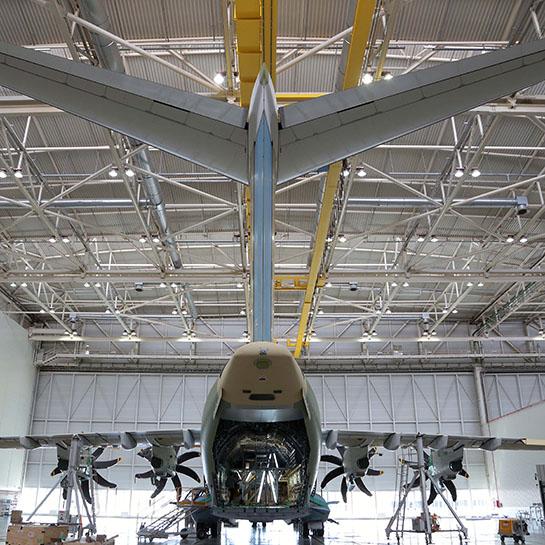 Sistemas de prueba aeronáuticos