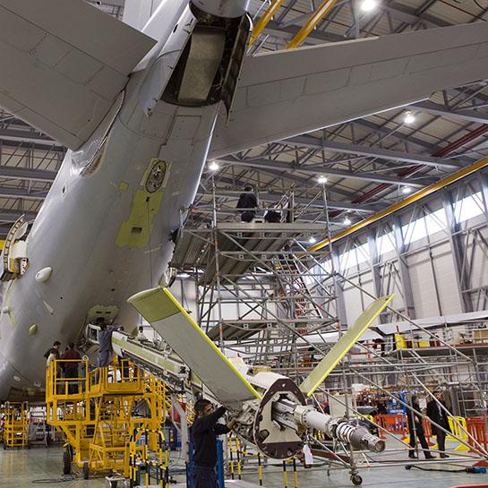 Servicios de calidad en la industria aeronáutica