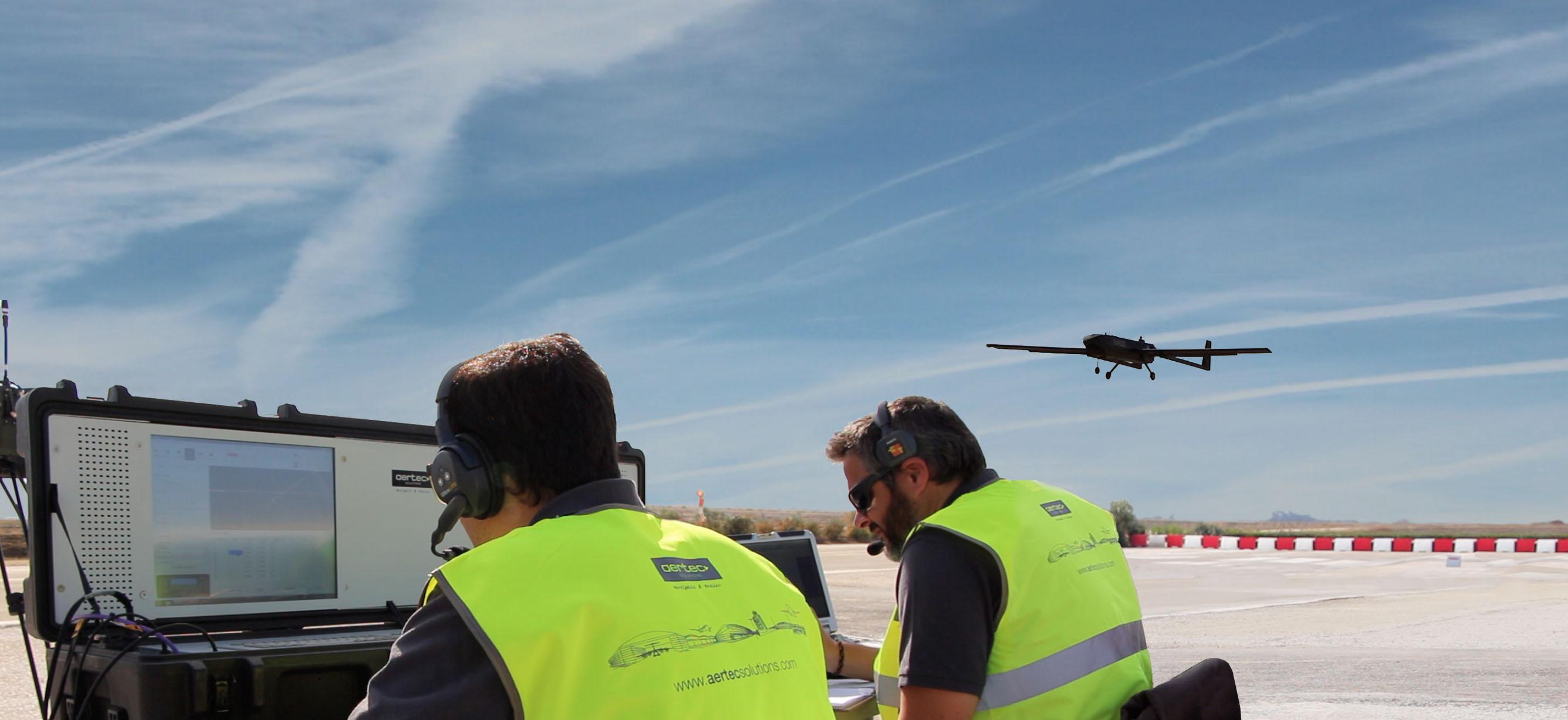Sistemas aéreos no tripulados RPAS