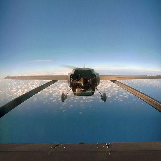 TARSIS 75 a 3000 metros de altitud