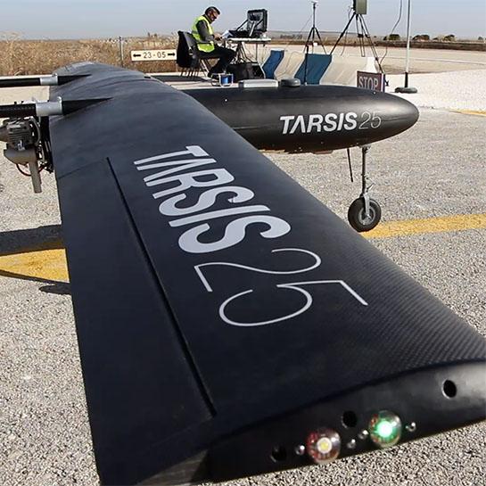 AERTEC's UAS TARSIS 25