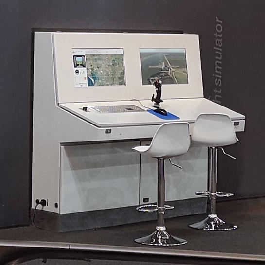 Simulador para RPAS