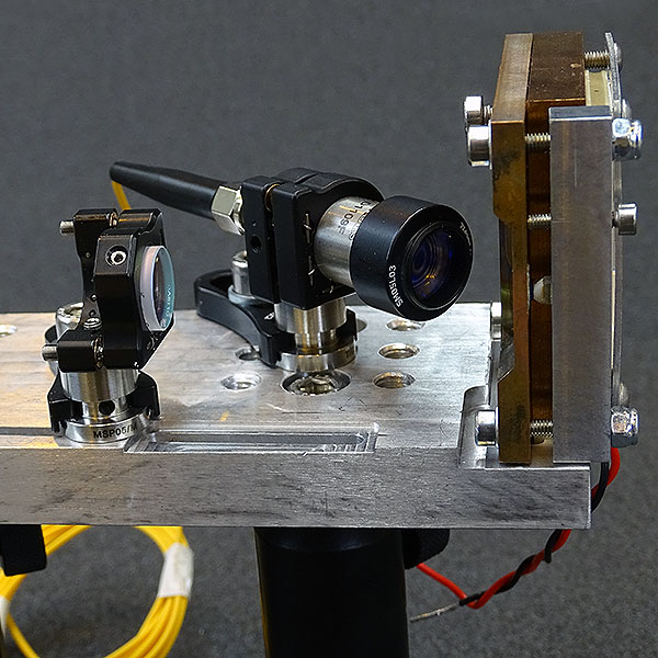 Microdiodo láser de AERTEC Solutions