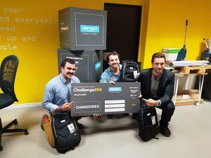 FlyFriend, equipo ganador de AERTEC Solutions Challenge #04