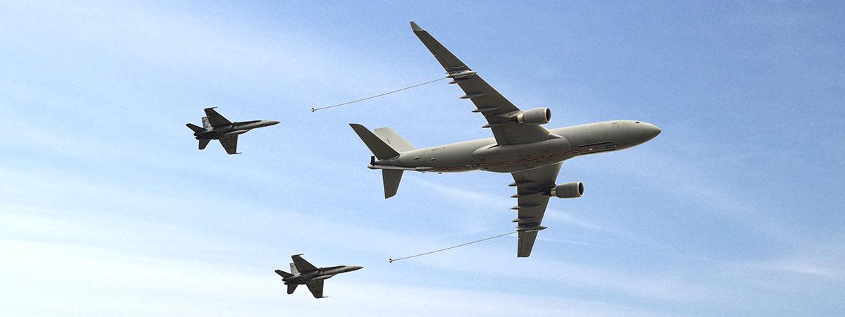 Refueling A330MRTT