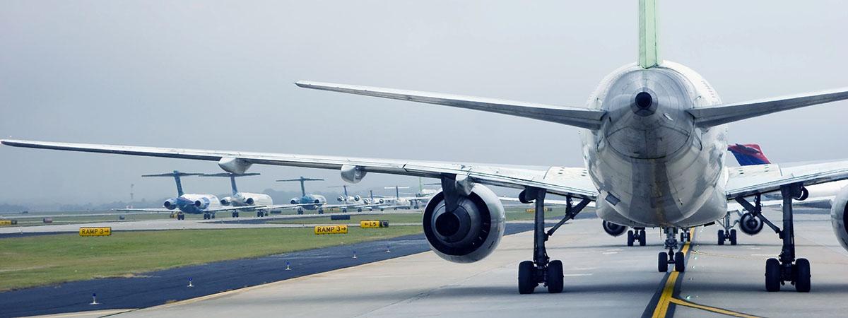 Aeropuertos seguridad predictiva y proactiva