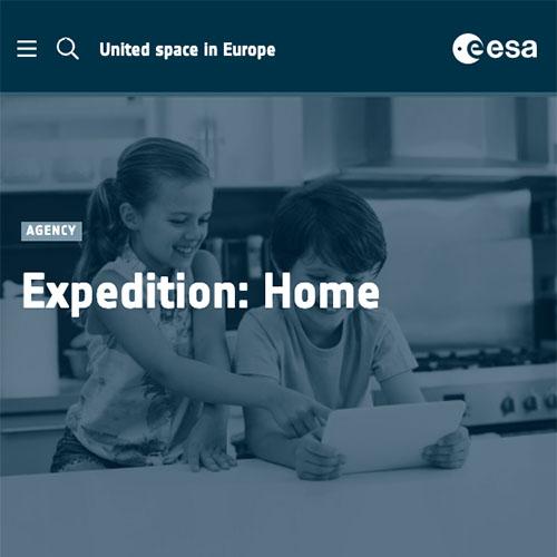 ESA Expedition: Home