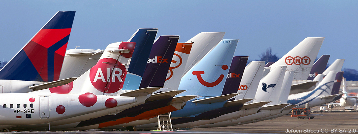 Aircraft tails