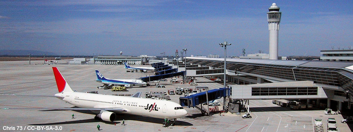 Esturios de seguridad aeroportuaria