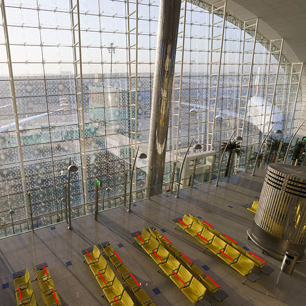 Dubai airport - post covid consultancy