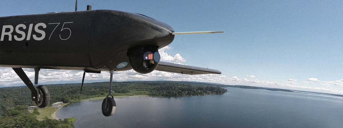 RPAS sensors ISR missions