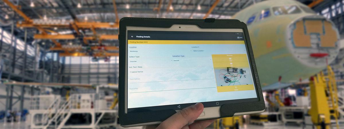 Industrial Digital Desk ID2