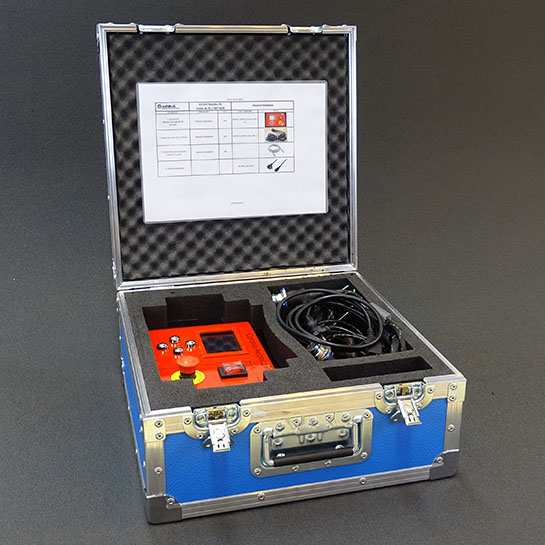 AERTEC Avionics console