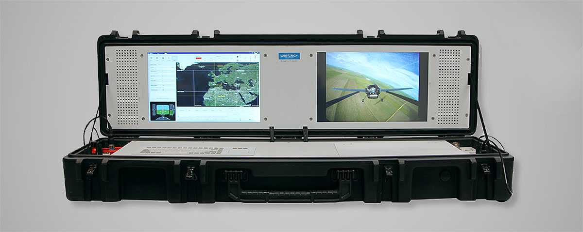 AERTEC GCS Ground Control System