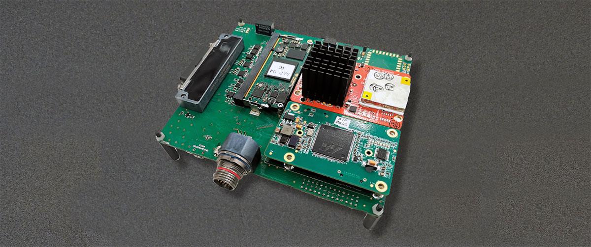 AERTEC RPAS subsystems Autopilot