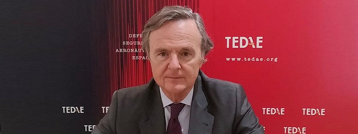 Ricardo Martí Fluxá, Presidente de TEDAE