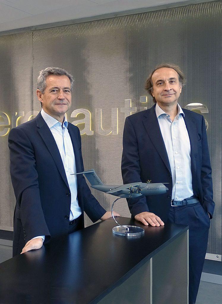 AERTEC Antonio Gómez-Guillamón y Vicente Padilla