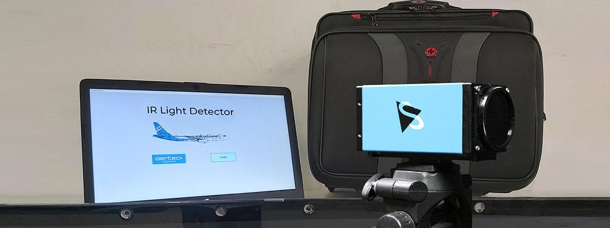 IR Light Detector AERTEC