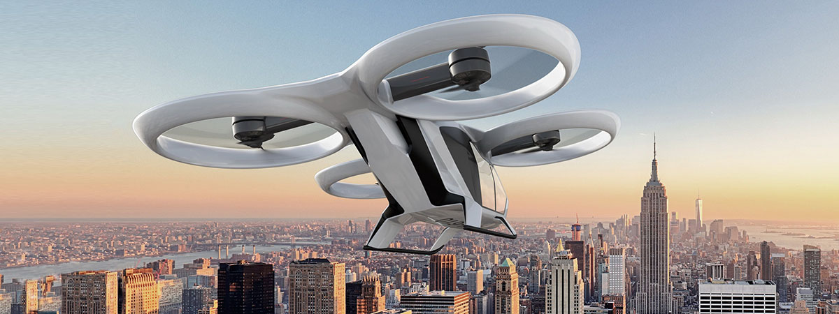 Aerotaxi by AIRBUS