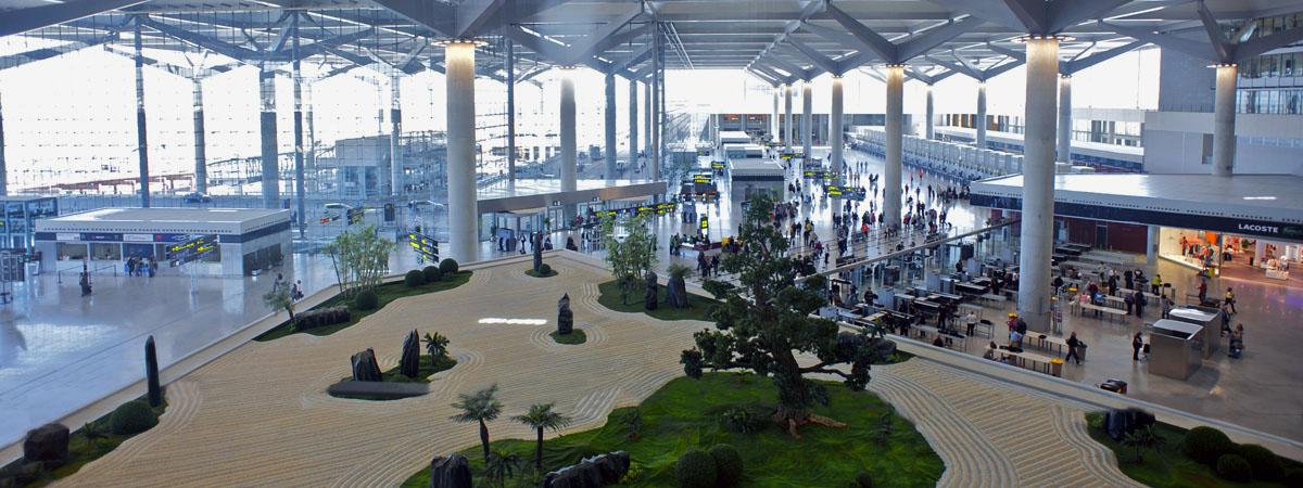 AGP airport
