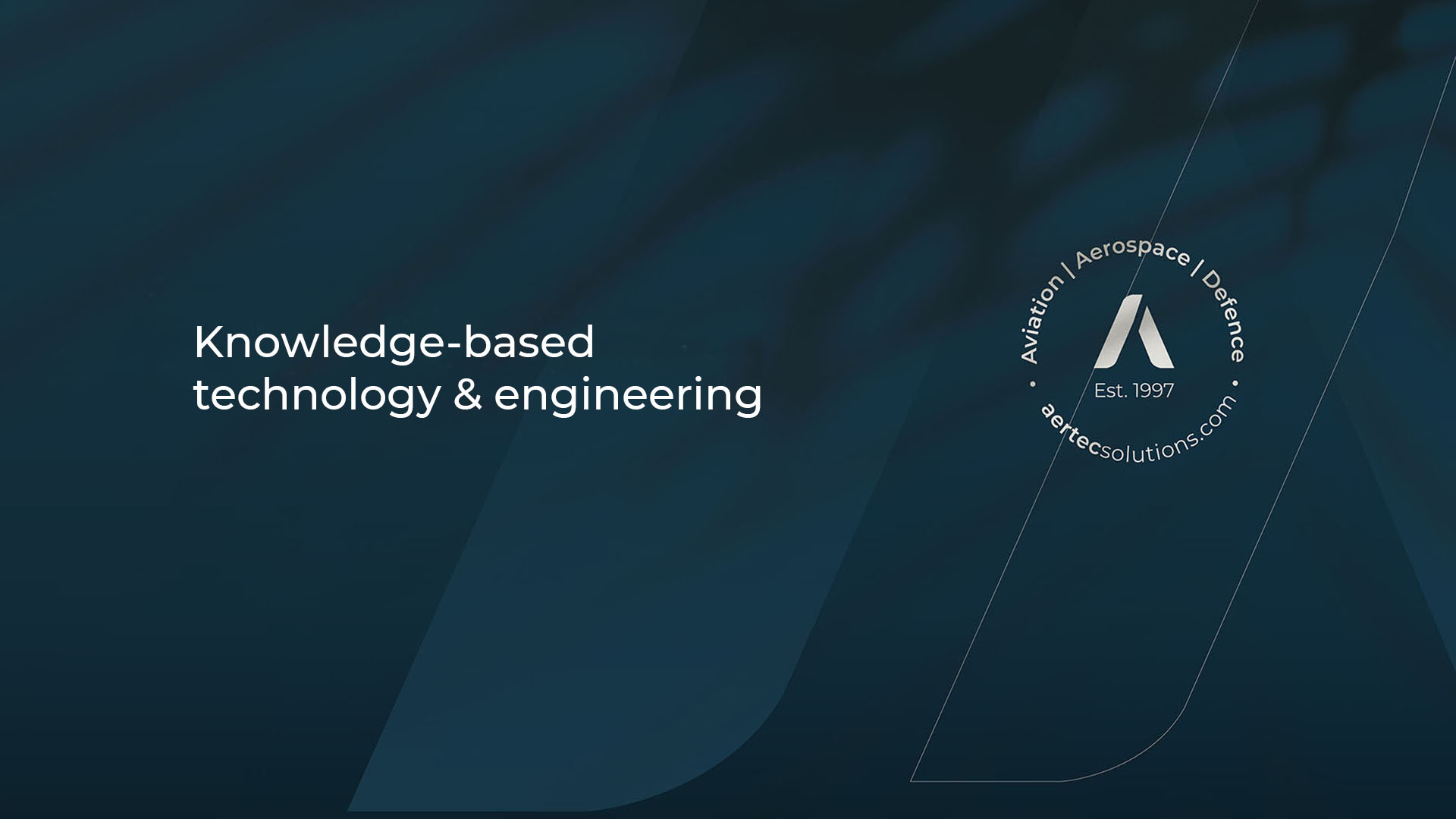 AERTEC - Knowledge-based technology & engineering
