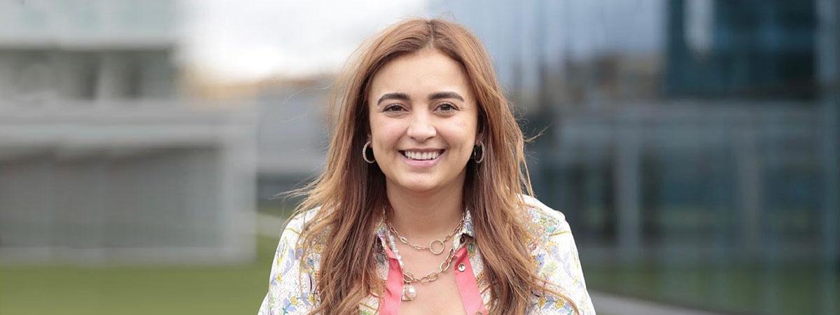 Hilda López, Ministerio de Defensa de Colombia